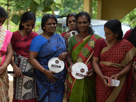 Major problems faced by the  women run enterprises in Kerala