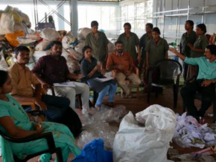 The Vadakara Waste Management model - A case study