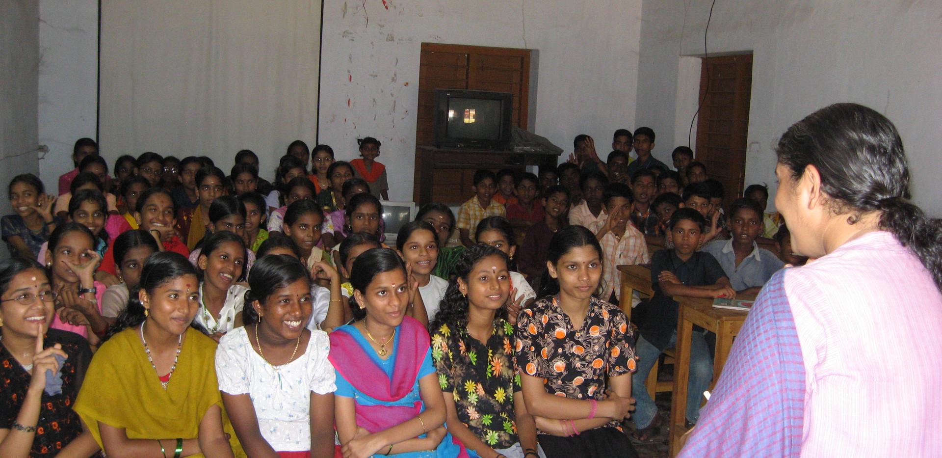 orientation at Govt. HS, Vechoor.jpg