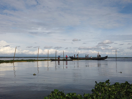 Understanding the ecosystem services of Vembanad Lake