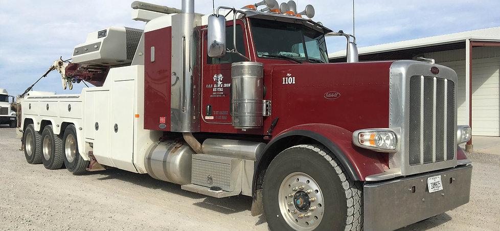BOP Ram - Oilfield Wrecker Service