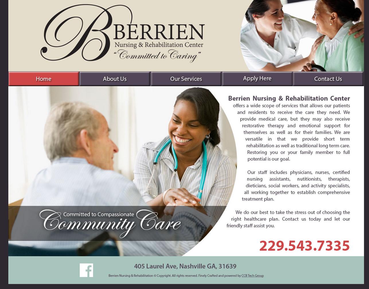 Berrien Nursing & Rehabilitation