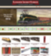 Klaassen Trains & Hobbies - Web Design