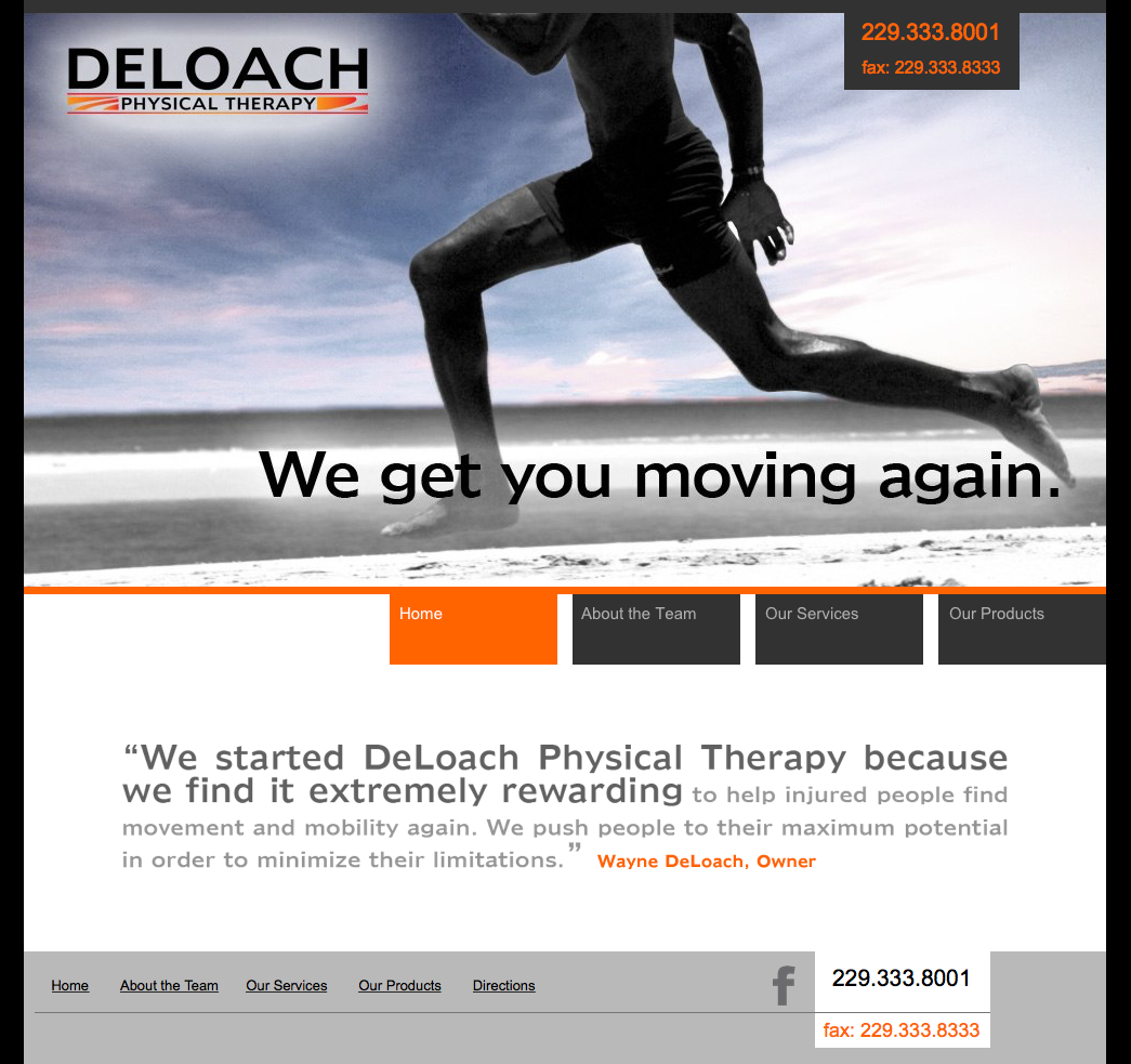 DeLoach Physical Therapy