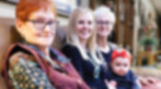 Custer County Abstract Company Generational Photo