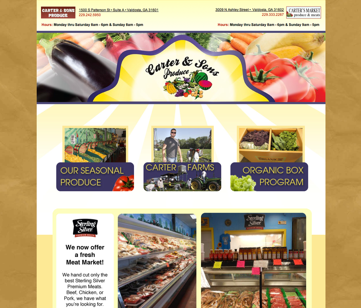 Carter & Sons Produce