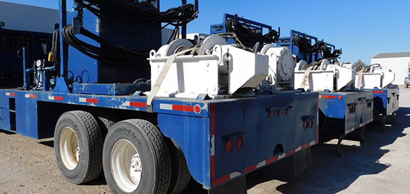 BOP Ram - Combination Lift & Test Trucks