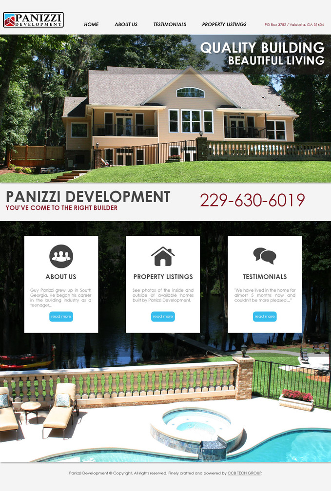 Panizzi Development