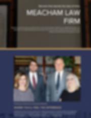 Meacham Law Firm - Web Design