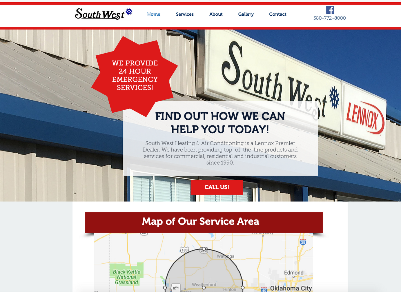 South West Heating & Air Conditioning