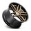 Thumbnail: Niche Methos 20x9 Bronze