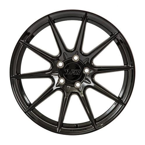 18x8.5 F1R F101 Black