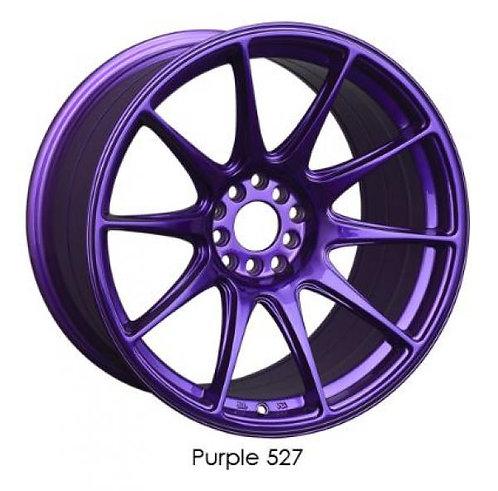 XXR 527 Purple