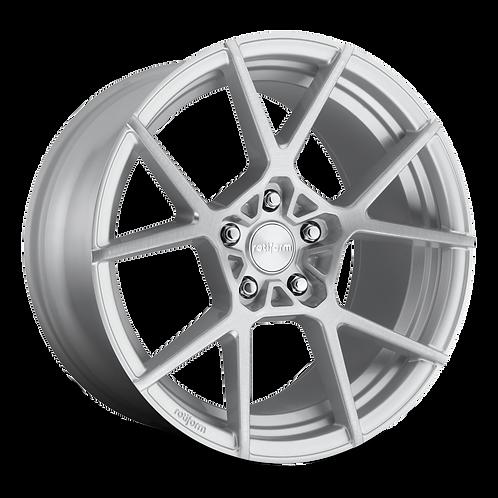 Rotiform KPS 18x8.5 Silver
