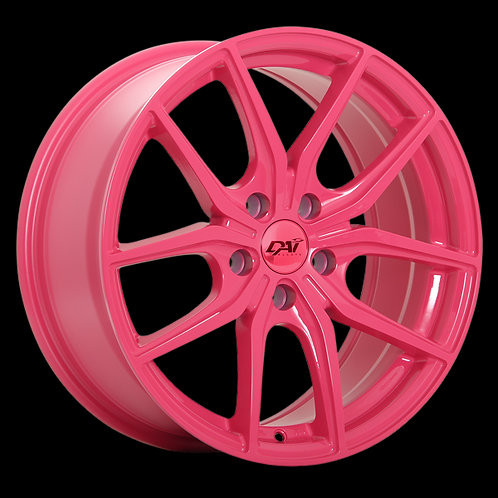 17x7.5 DAI Arc Pink