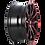 Thumbnail: DAI Frantic Black / Red