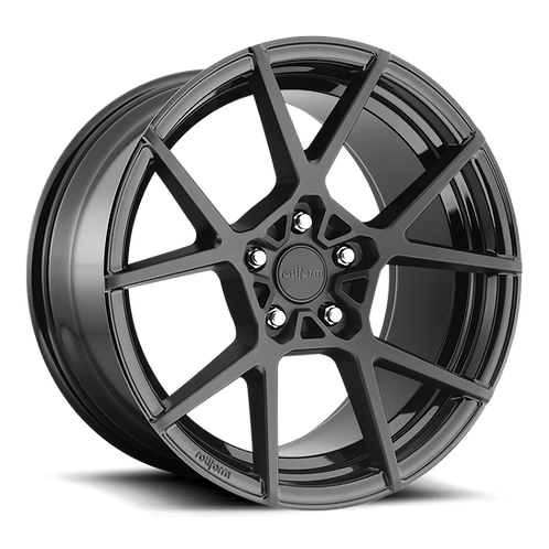 Rotiform KPS 18x9.5 Black