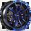 Thumbnail: DAI Frantic Black / Blue