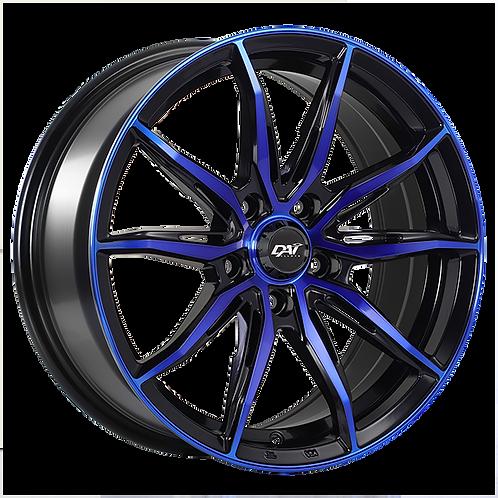 DAI Frantic Black / Blue