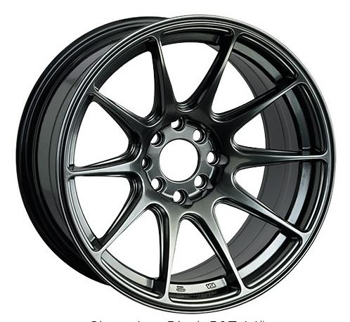 XXR 527 Chromium Black