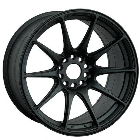 XXR 527 Black