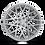 Thumbnail: Rotiform BLQ 18x8.5 Silver
