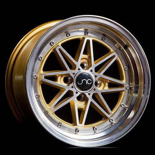 JNC 002 Gold/Machined