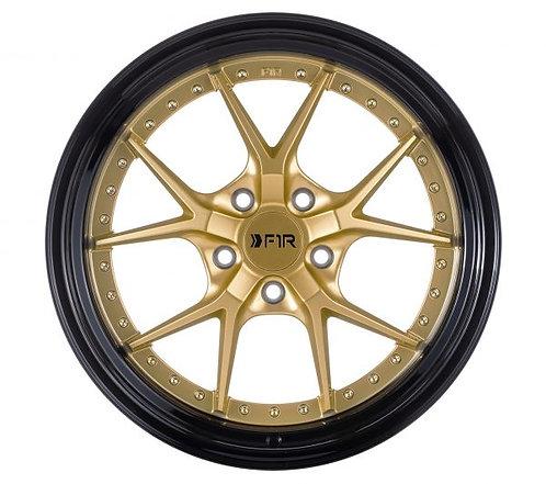 18x8.5 F1R F105 Gold