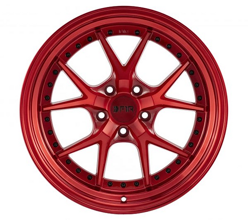18x9.5 F1R F105 Red