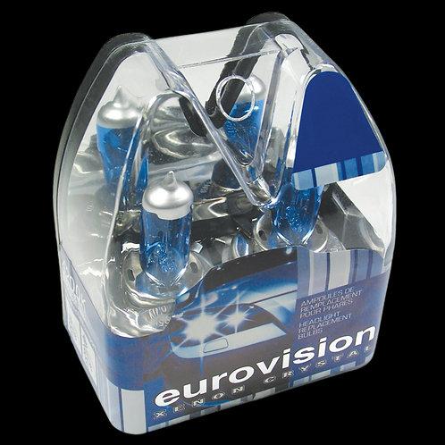 Xenon Chrystal Blue Bulbs