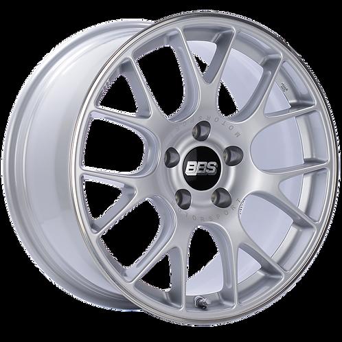 BBS CH-R Silver