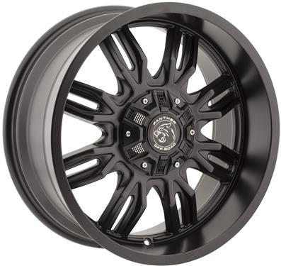 """20"""" Panther 580 Black"""