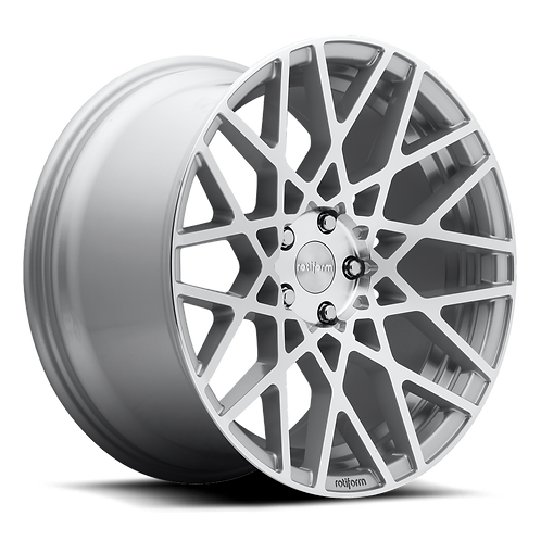 Rotiform BLQ 18x8.5 Silver