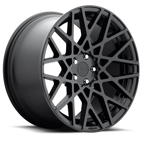 Rotiform BLQ 18x8.5 Black
