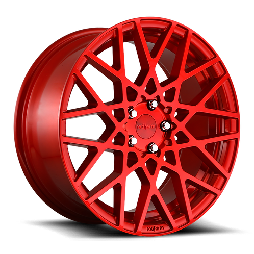 Rotiform BLQ 18x8.5 Candy Red