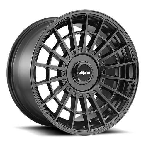 Rotiform LAS-R 17x9 Black