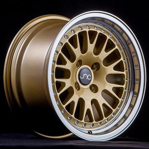 JNC 001 Gold/Machined Lip