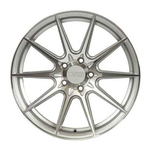 18x9.5 F1R F101 Silver