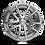 Thumbnail: 18x8.5 Rotiform SPF Silver