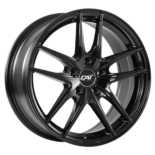 18x8 DAI Apex Black