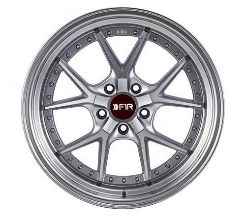 17x8.5 F1R F105 Silver