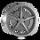 Thumbnail: 18x9.5 Ridler 605 Silver