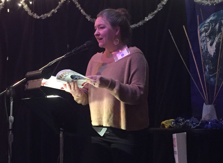 First Author Reading of WIMC