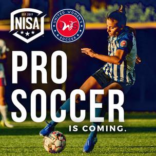 Pro Women's Soccer On The Horizon?!?!