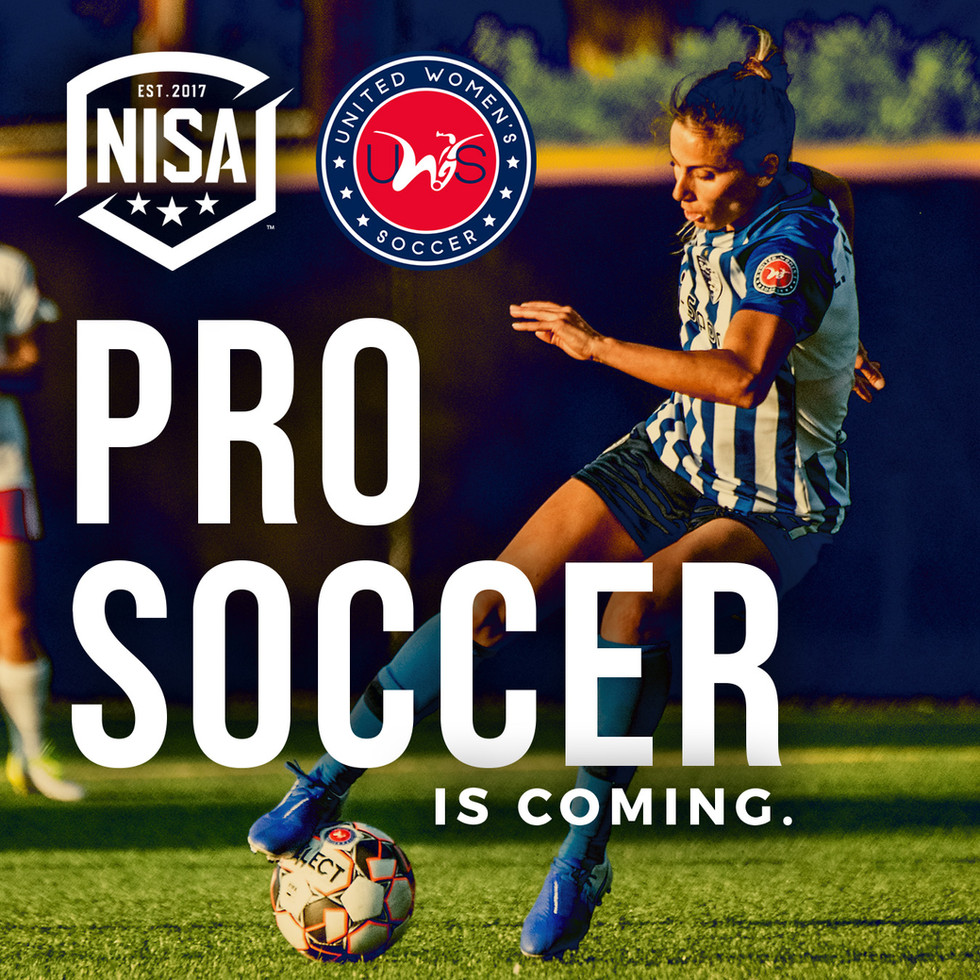 Pro Women's Soccer On The Horizon?!?!
