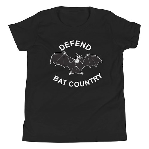 BAT COUNTRY FC DEFEND Youth Short Sleeve T-Shirt