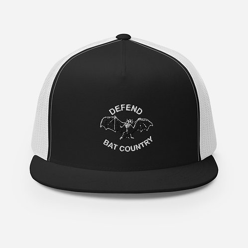 BAT COUNTRY DEFEND Trucker Cap