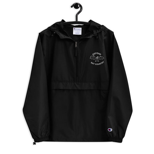 BAT COUNTRY FC DEFEND Embroidered Champion Packable Jacket