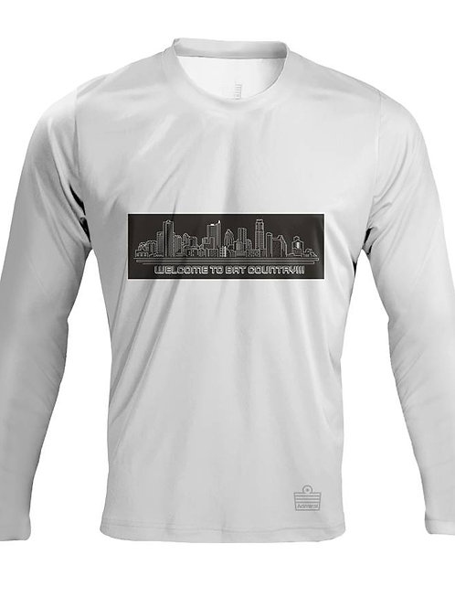 Admiral Sports Welcome to Bat Country LS (white)