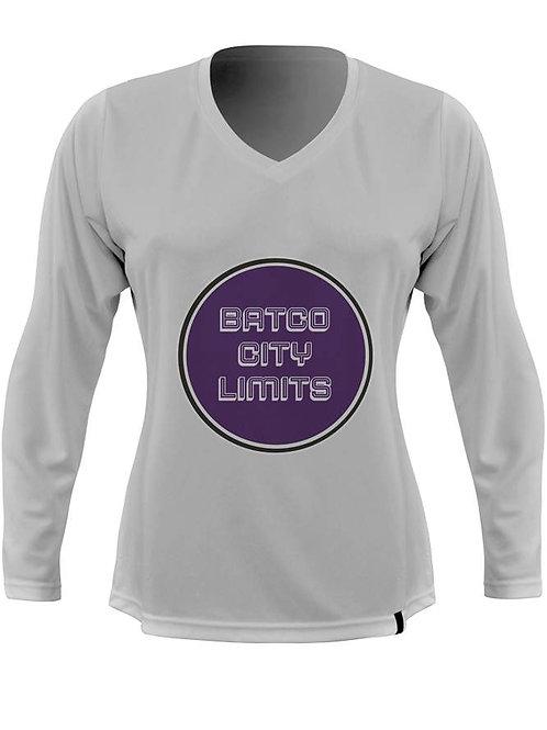 Admiral Sports Women's Batco City Limits (Silver) LS